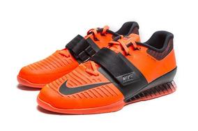 Tenis Nike Romaleos 3 Lpo Crossfit - Pronta Entrega