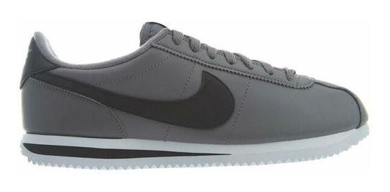 Zapatos Nike Cortez Basic Leather Black Whi