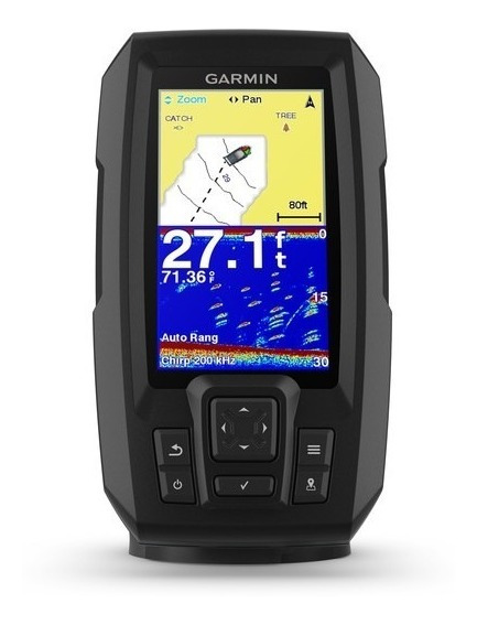 Sonar Garmin Striker Plus 4 Gps Portugues