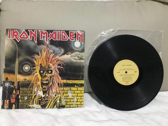 Lp Vinil Iron Maiden 1980