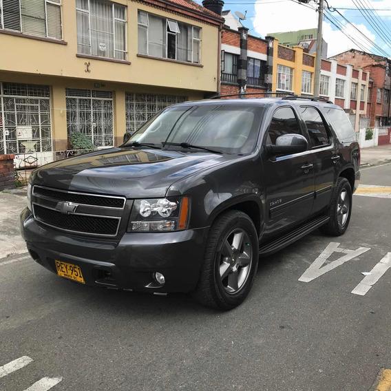 Chevrolet Tahoe Lt Blindada Nivel 3