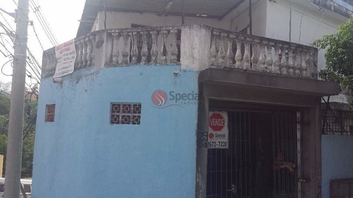Casa  À Venda, Vila Mafra, São Paulo - Ca1188. - Ta3280