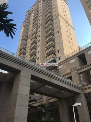 Apartamento Com 1 Dormitório À Venda, 51 M² Por R$ 428.000 Avenida Sagitário, 717 - Alphaville - Barueri/sp - Ap4723