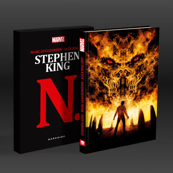 Livro N., De Stephen King - Darkside Books