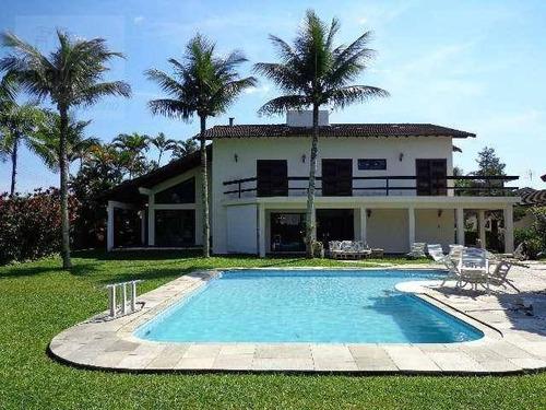 Casa Residencial Para Venda E Locação, Acapulco, Guarujá. - Ca0446