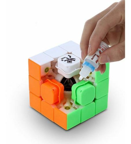 Imagem 1 de 6 de Lube Dayan Lubrificante Para Cubo Mágico 10ml Original