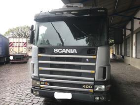 R124 420 - 2001 - 6x4 - Primeiro Caminhão - R$ 50.000,00
