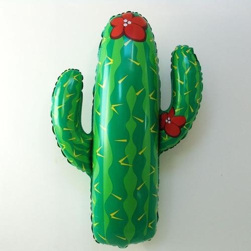 Globos Metalizados Cactus X 1