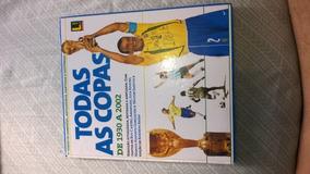 Livro Todas As Copa Do Mundo - Orlando Duarte