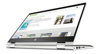 Laptop Hp Pavilion X360 Touch 14-cd1021la I3 4gb Ssd256gb