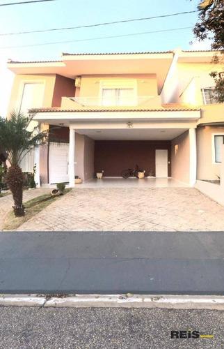 Casa Com 3 Dormitórios À Venda, 250 M² Por R$ 1.500.000,00 - Condomínio Ibiti Royal Park - Sorocaba/sp - Ca1871