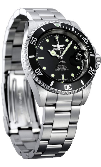 Relógio Invicta Pro Diver Automático 8926ob Original Prata