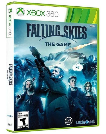 Falling Skies The Game - Xbox 360 - Jogo Lacrado