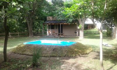 Casa De Alquiler Temporario En Chascomús Alojamiento Cabaña