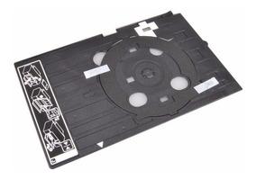 Bandeja Cd Dvd Blu-ray Epson T50 R290 L800 L805 Novo