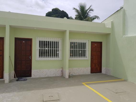 Casa Para Venda No Laranjal Em São Gonçalo - Rj - 1613