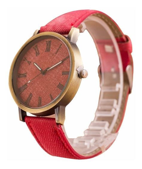 Relógio Social Simples Clássico Importado Promoção Barato