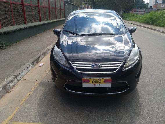 New Fiesta Sedan Se 1.6 Flex