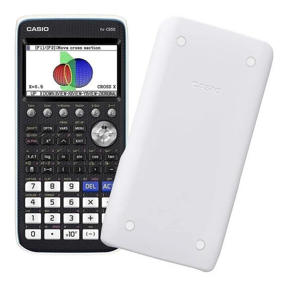 Calculadora Gráfica Casio Fx-cg50 Cientifica 2900 Funções
