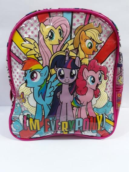 Mochila Espalda My Little Pony Jardin Original