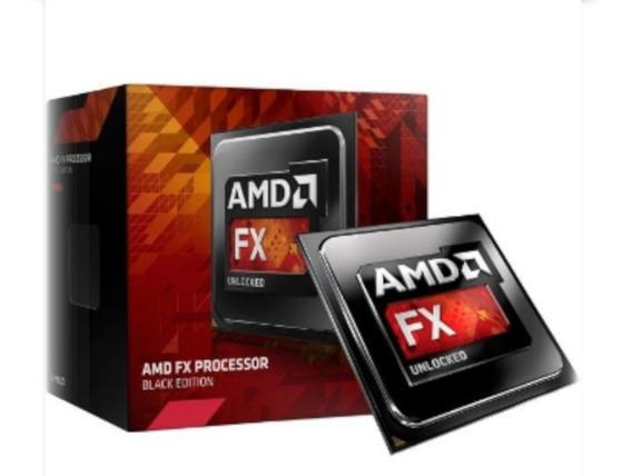 Processador Amd Am3 Fx8300 3.3ghz Am3+ 16mb Cache Box
