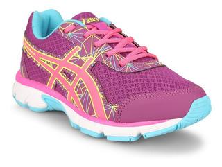 Asics Gel Celeste Y Rosa Mujer Running - Deportes y Fitness ...