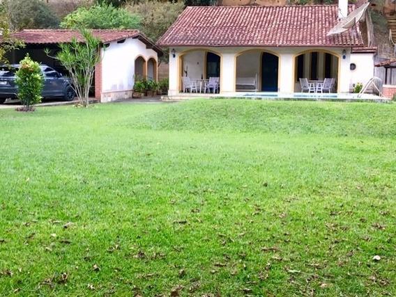 Maravilhosa Casa De 4 Quartos Em Paty Do Alferes