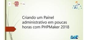 Curso Completo De Phpmaker 2018