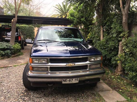 Chevrolet Silverado 4x4 Automatica
