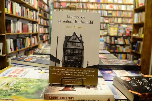El Amor De La Señora Rothschild Sara Aharoni Mercado Libre