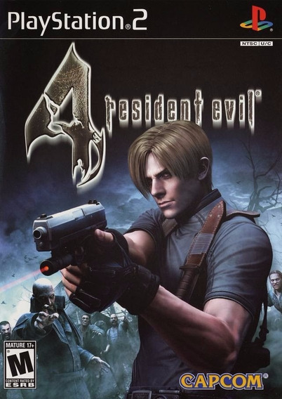Jogo Resident Evil 4 Greatest Hits Para Playstation 2 Ps2