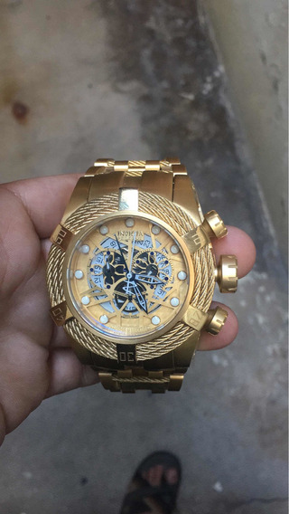Invicta Zeus Skeleton 3 Cordas