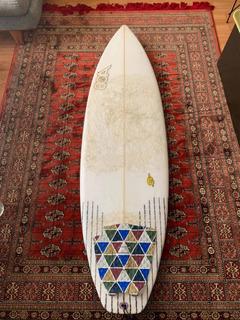 Tabla De Surf Boa 5.7