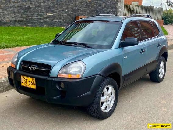 Hyundai Tucson Gls 2.0 4x4