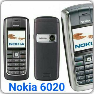 Celular Nokia 6020 Usado Testado Com Garantia De 90 Dias