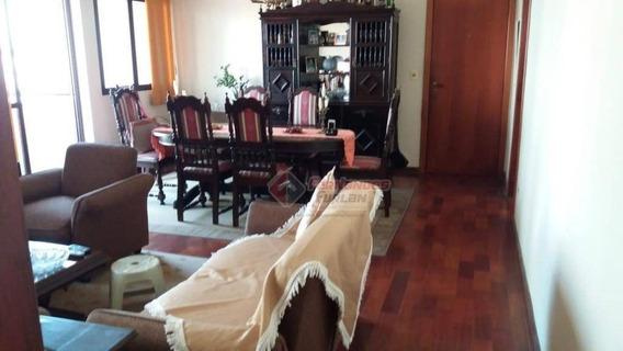 Apartamento Central À Veda Em Piracicaba - Ap0467