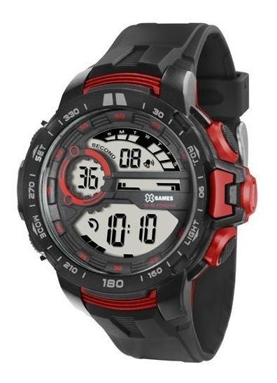 Relógio X-games Xmppd376 Bxpx Cod Rx07