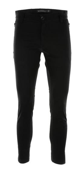 Pantalón De Vestir Hombre Farenheite Cierre Premium