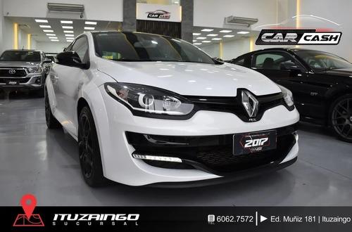 Renault Mégane Iii 2017 2.0 Rs 265cv Car Cash