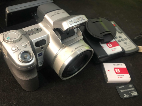 Câmera Sony Nigth Vision H9 Lente Carls Zeiss 8gb Completa +