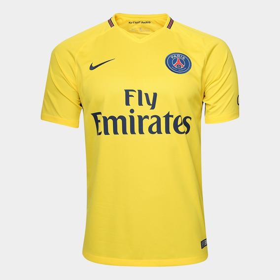Camisa Paris Saint Germain Away 17/18 Nº 10 Neymar Jr Torced