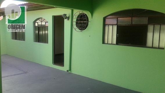 Casa Para Aluguel, 2 Dormitórios, Bairro Alto - Curitiba - 1611