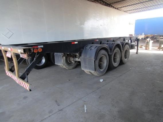 Carreta Porta Container (bug) 40 Pés