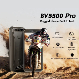 Smartphone Blackview Bv5500 Pro 3gb Ram 16 Rom