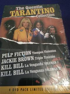 Colección Tarantino (4 Películas)