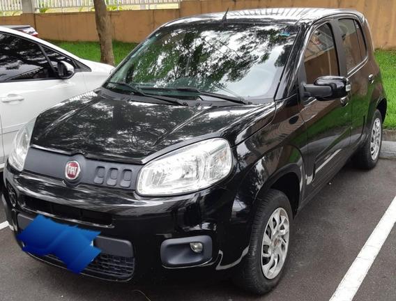 Fiat Uno Attractive 1.0 Flex 5p