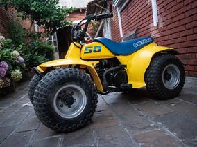 Suzuki 50cc-cuatriciclo-de Colección