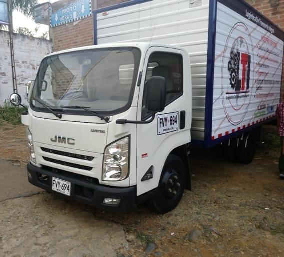 Camion Furgon 3.5t Jmc