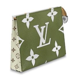 Bolsa Louis Vuitton Pochete Necessaire Grande Toilet Luxo