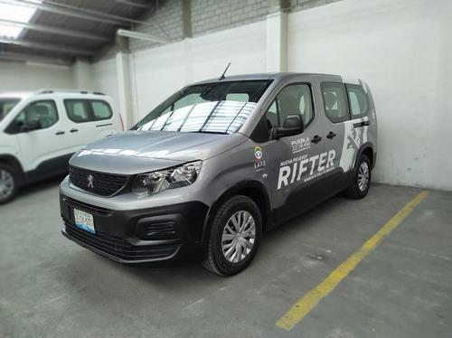 Imagen 1 de 8 de Peugeot Rifter Active 1.6hdi Man 5v Sb (safe Mobility)